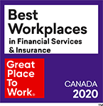 Best Workplaces in Financial Services & Insurance 2020
