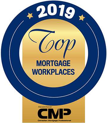 CMP Top Mortgage Workplace 2019